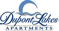 Logo for Dupont Lakes Apartments, Fort Wayne