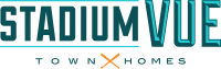 Stadium Vue Townhomes Logo