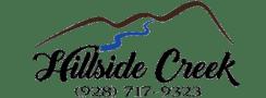 Hillside Creek Apartments in Prescott AZ logo