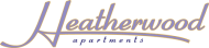 Logo for Heatherwood Apartments, Michigan