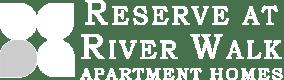 Reserve at River Walk Apartment Homes logo