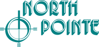 Logo for North Pointe Apartments, Elkhart