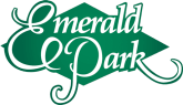 Logo for Emerald Park Apartments, Kalamazoo