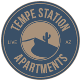 web logo at Tempe Station, Tempe, AZ