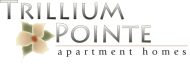 Property Logo for Trillium Pointe Apartment Homes, Jackson, MI