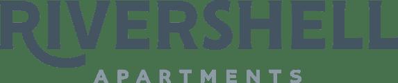Rivershell Logo at Rivershell Apartments, Lansing, Michigan