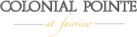Property Logo for Colonial Pointe at Fairview Apartments, Bellevue, NE