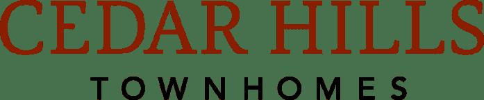 Cedar Hills Townhomes Logo