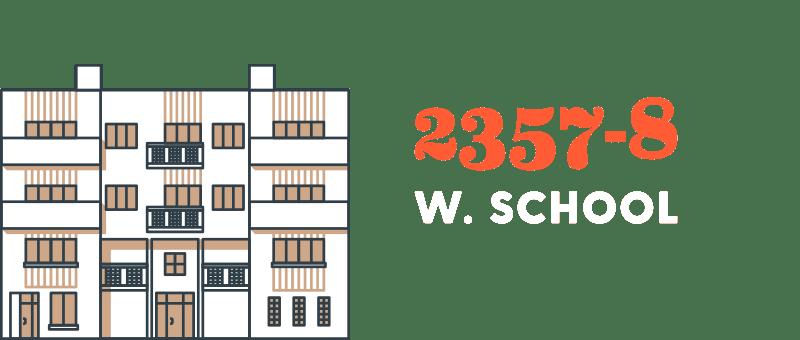 2357-8 W School