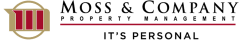 Moss & Company Property Management. It's Personal