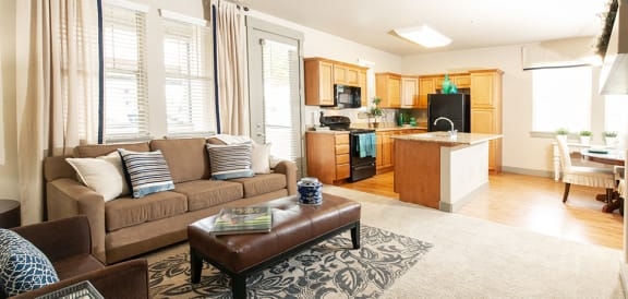 Carefree Living at San Moritz Apartments, Utah