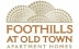 Foothills at Old Town Apartments logo