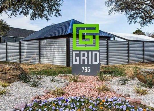 exterior at Amp at the Grid, Arlington, Texas