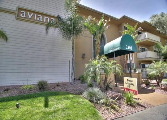 Leasing Center External View at Aviana, Mountain View, CA, 94040