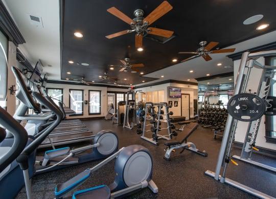 Fitness Center at Fairfax Square, Virginia, 22031