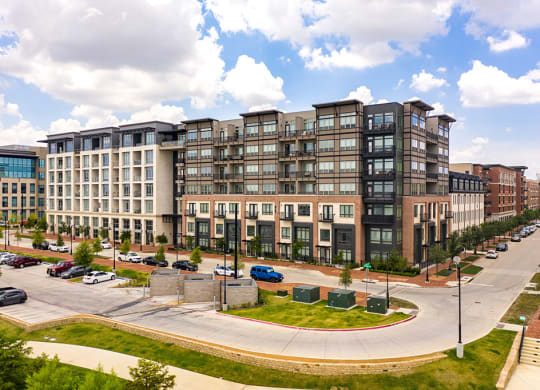 The Wharf apartments at The Sound at Cypress Waters