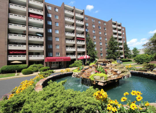 Walnut Crossings of Monroeville Exterior, Walnut Crossings Apartments, Monroeville, PA
