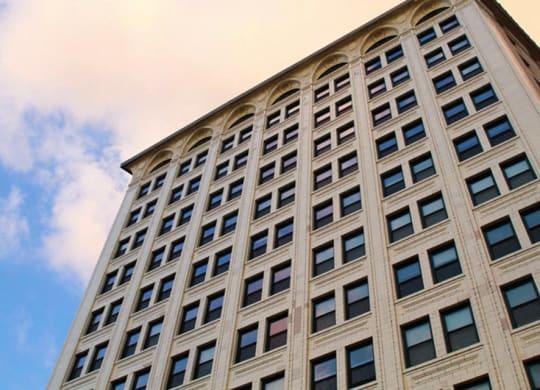 Walnut on Highland Exterior, Walnut on Highland in East Liberty Neighborhood of Pittsburgh