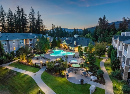 Renovated Apartment Homes Available at The Estates at Cougar Mountain, 2128 Shy Bear Way NW, Issaquah