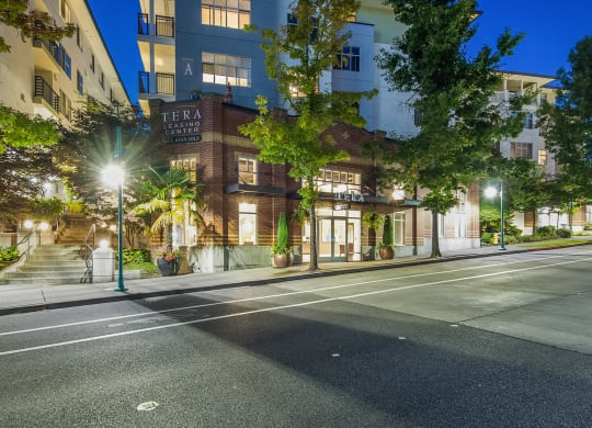 Renovated Apartment Homes Available at Tera Apartments, 528 Central Way, Kirkland