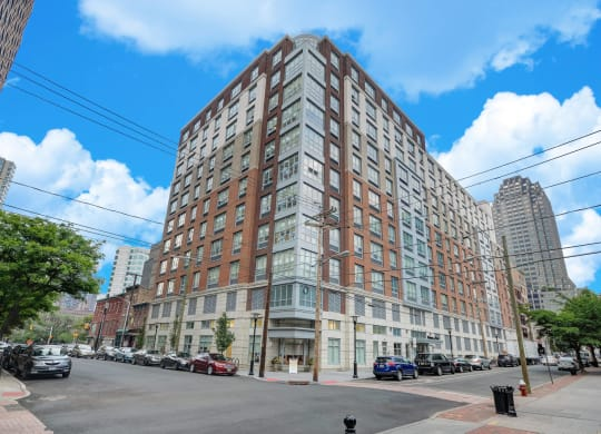 Luxury Apartments Available for Rent at Warren at York by Windsor, Jersey City, NJ, 07302