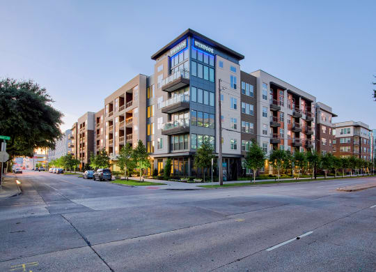 Energy Efficient Building at Windsor by the Galleria, 13290 Noel Rd, Dallas