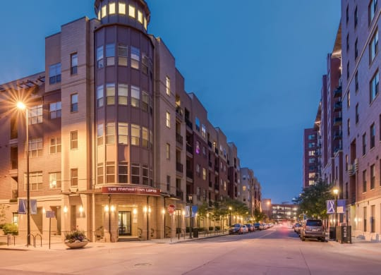 Ideal Downtown Location at The Manhattan Tower and Lofts, Denver, CO