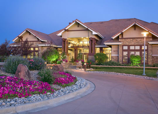 Resort Style Community at Windsor at Meridian, Englewood, CO