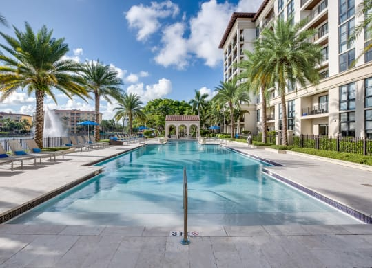 Resort-Style Community at Windsor at Doral, Doral, FL