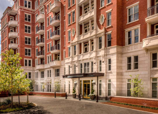 Apartment Homes Available at The Woodley, Washington, DC