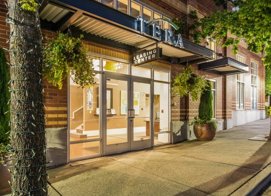 On-Site Management at Tera Apartments, Kirkland, Washington