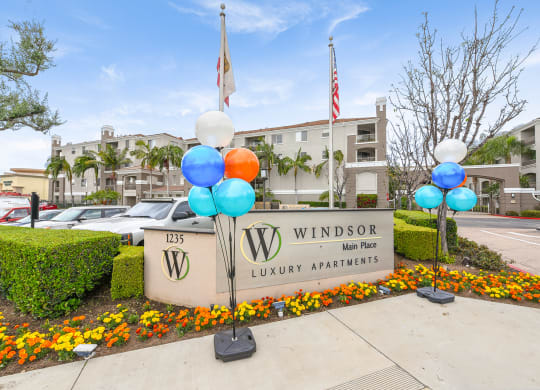 Personalized Tours Available at Windsor at Main Place, Orange, 92868