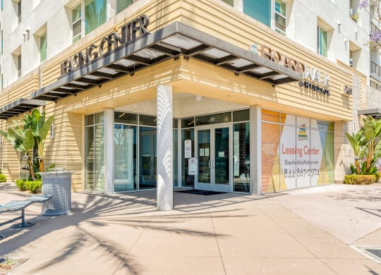 Leasing Center at Boardwalk by Windsor