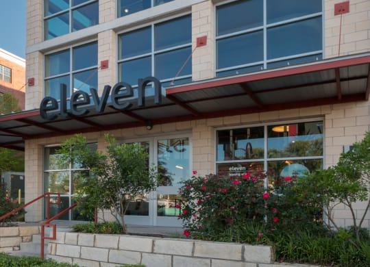 Conveniently located between East Austin and Downtown at Eleven by Windsor, Austin
