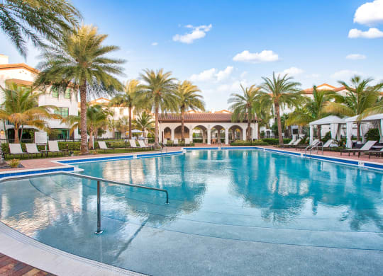 Resort-Style Apartment Community at Mirador at Doral by Windsor, Doral, Florida