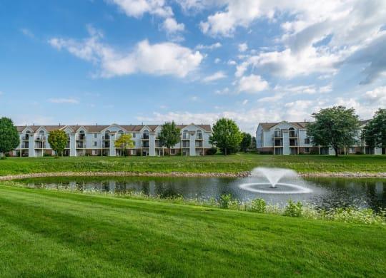 Fountain View at Arbor Lakes Apartments, Elkhart