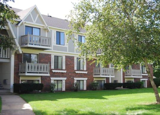 Green Views at Briarwood Apartments, Benton Harbor, Michigan