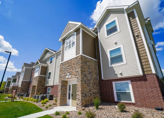 New Apartment Homes at Copper Creek Apartment Homes in Maize, Kansas