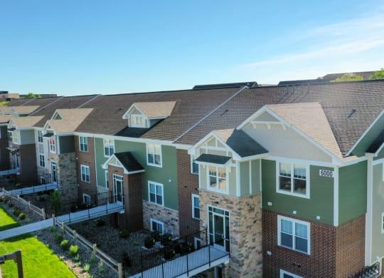 Elegant Exterior View at Strathmore Apartment Homes, West Des Moines, 50266