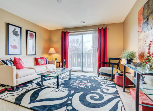 Charming Living Spaces at Polo Run Apartments, Indiana, 46142