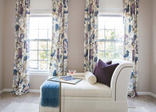 Classic Lounge Design At Alexandria of Carmel Apartments, 1411 Fairfax Manor Dr, Carmel, 46032