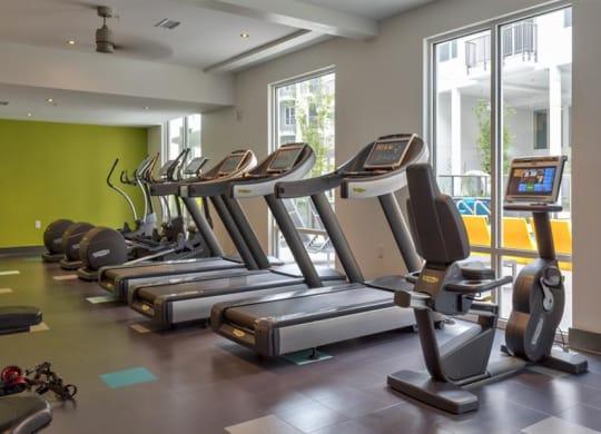 Fitness Center at Berkshire Terminus, Georgia, 30305