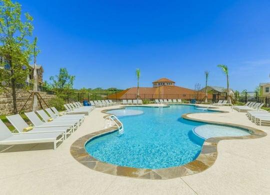 Invigorating Pools at Berkshire Lakeway, Texas, 78738