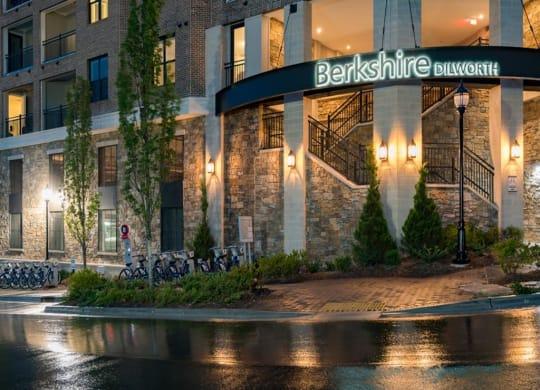 Elegant Exterior View at Berkshire Dilworth, Charlotte, NC