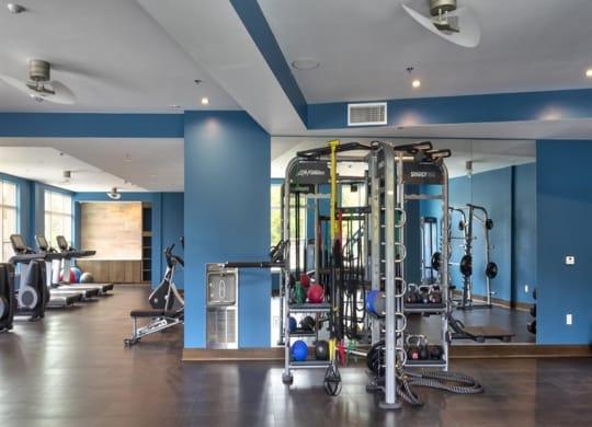 Strength Training Center at Berkshire Main Street, Durham, NC