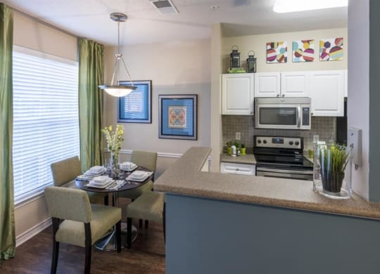 Well Equipped Eat-In Kitchen at Wyndchase at Aspen Grove, Tennessee, 37067