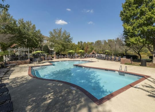 Outdoor Swimming Pool at Wyndchase at Aspen Grove, Franklin