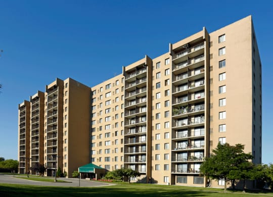 at Highland Towers Senior Apartments, Southfield