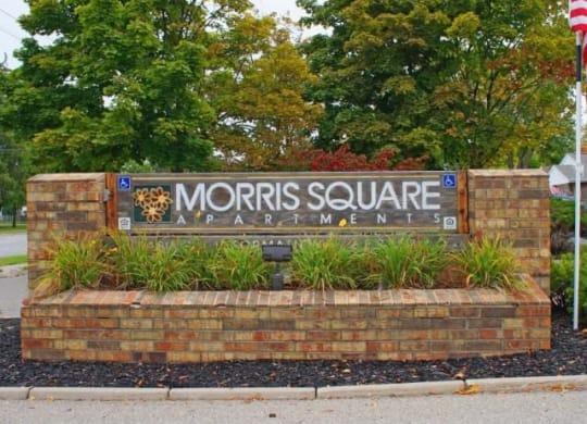 at Morris Square, Michigan