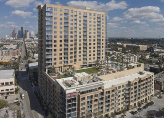 Houston Apartments at The Sovereign at Regent Square, TX 77019